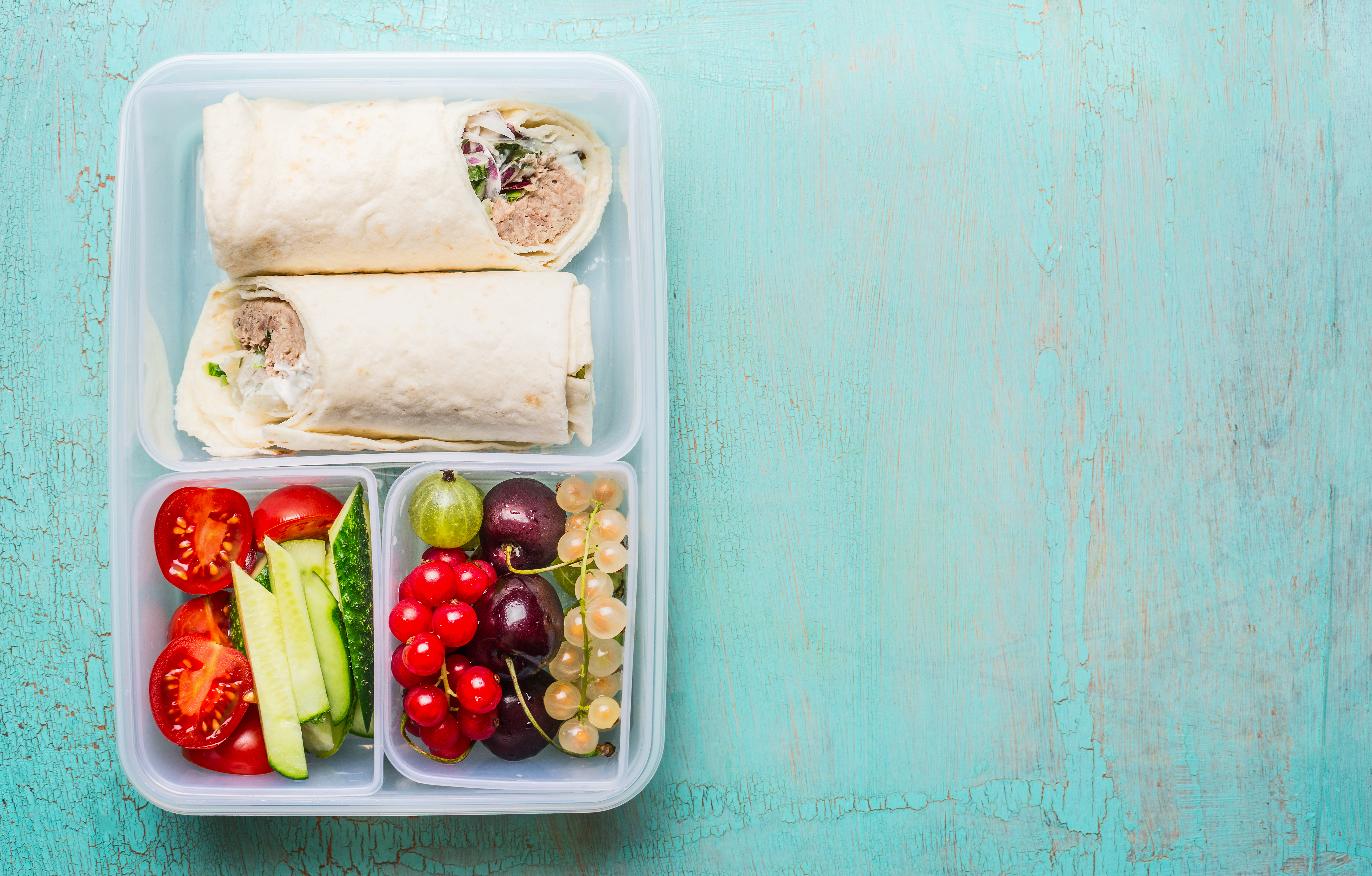 A healthy return to school in our lunch box – the why, what and how!